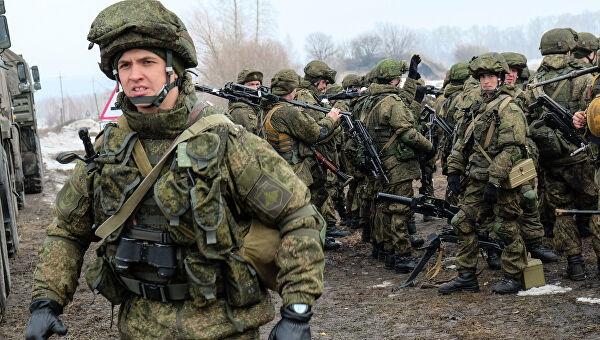 Штабная тренировка России иБелоруссии стартовала вМинске