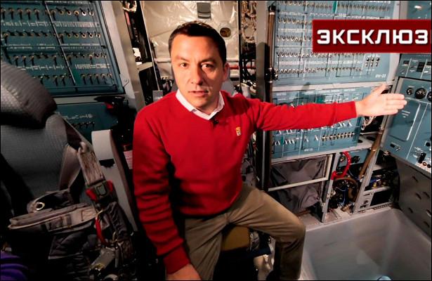 «Прыгаю вниз— исвободен»: какустроена система эвакуации экипажа ссамолета Ил-76МД-90А