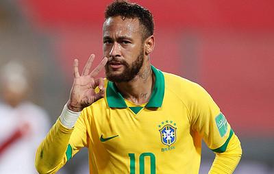 Неймар пропустит ближайшие игры сборной Бразилии
