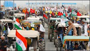 Индию охватили массовые акции протеста из-зановых законов