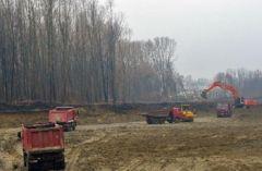 ВУльяновске строится второй пусковой комплекс моста через Волгу
