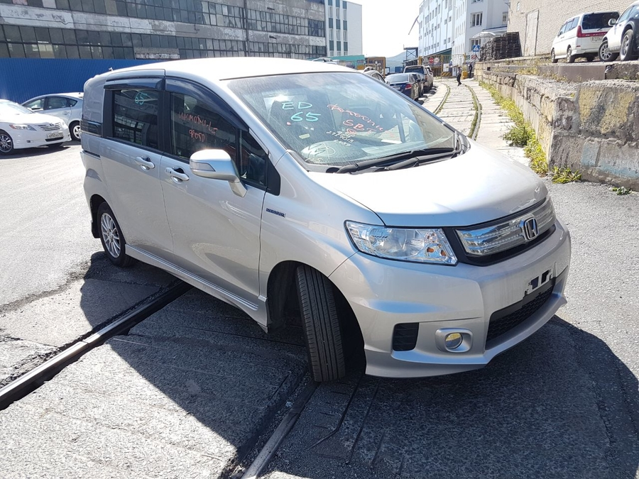 Продажа Honda Freed Spike в- kemerovodromru