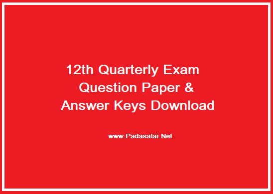Tangerine business model question paper quarterly