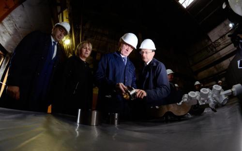 Борис Дубровский позитивно оценил работу промышленных кластеров