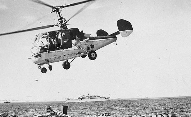 Уничтожить наглубине: каксоздавался легендарный вертолет Ка-15