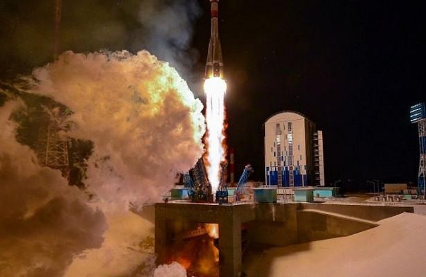 Россия отправит кМКСназванный вчесть Гагарина корабль