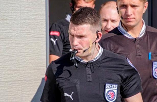 Избитый после матча «Ахмата» и«Спартака» арбитр высказался обинциденте