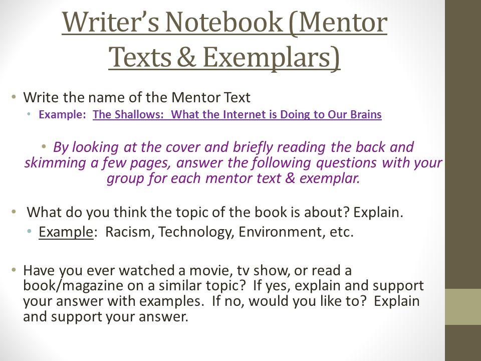 Arguementative essay topics