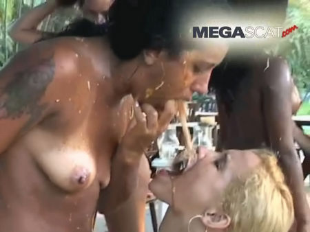 Curly red head blowjob