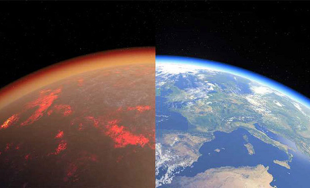 Земля иВенера имели похожие атмосферы
