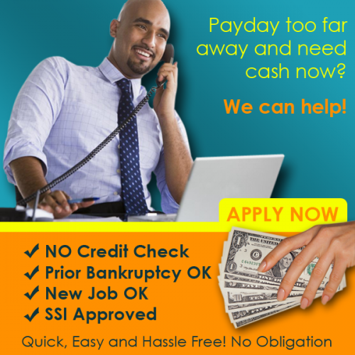Chicago payday loan cash advance