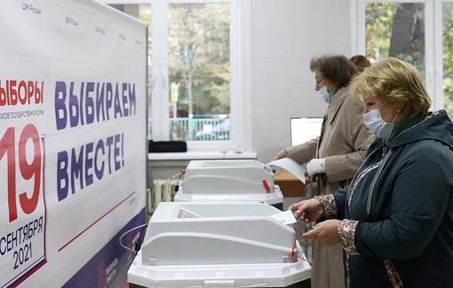 Тверские единороссы победили с35,4% голосов навыборах вГосдуму