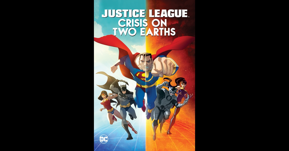 Watch Justice League: Crisis on Two Earths Online - Free