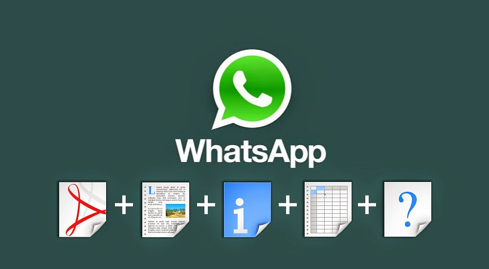 WhatsApp for Android file extensions