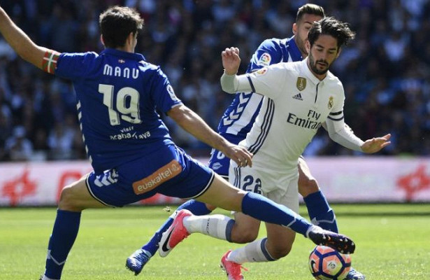 Чемпион вярости: «Алавес» примет насвоем поле «Реал»