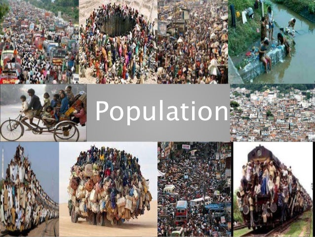 Write My Essay On Population Explosion In India
