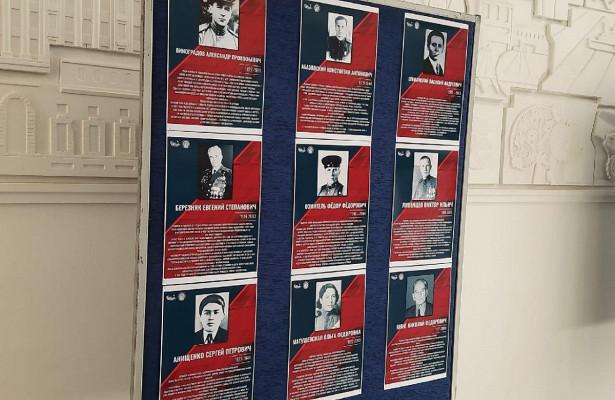 ВНижегородской области работает фотовыставка «Учителя вВеликой Отечественной войне»