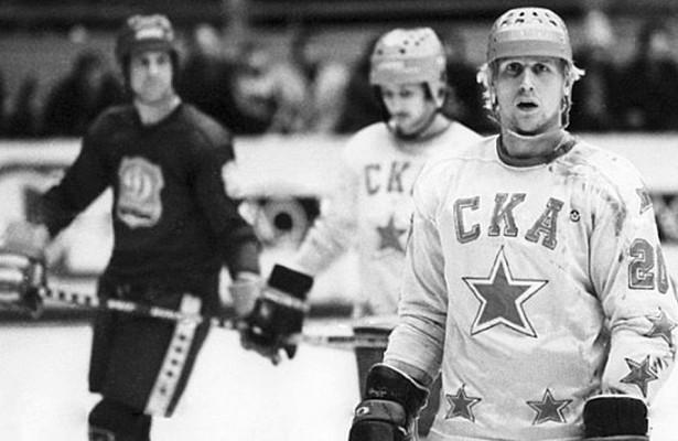 Какумер Вячеслав Лавров: трагическая история советского хоккеиста