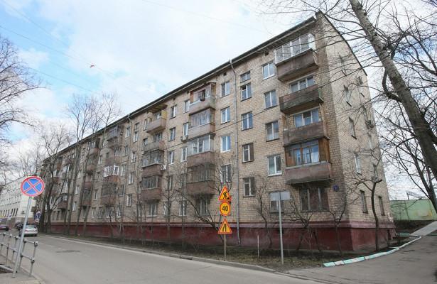 Вторичное жилье впятиэтажках загодподорожало на13%
