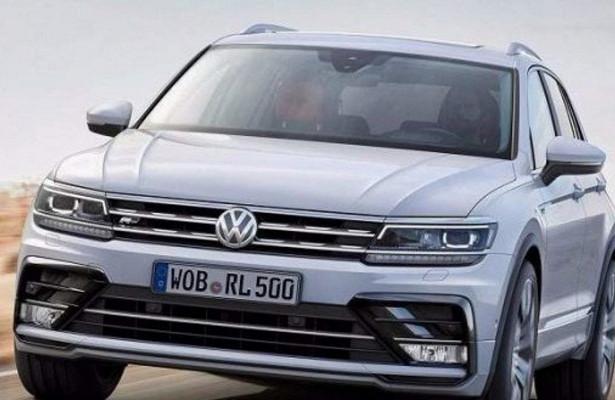Volkswagen отзывает почти 11тысяч кроссоверов Tiguan