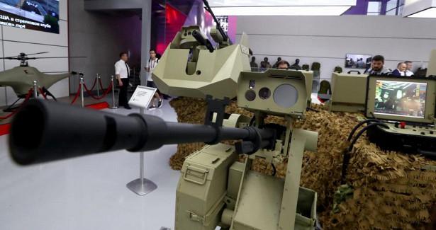 ВРоссии разработали боеприпасы сИИ