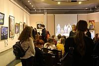 ВМузее Зеленограда проходит выставка «Подражая великим»