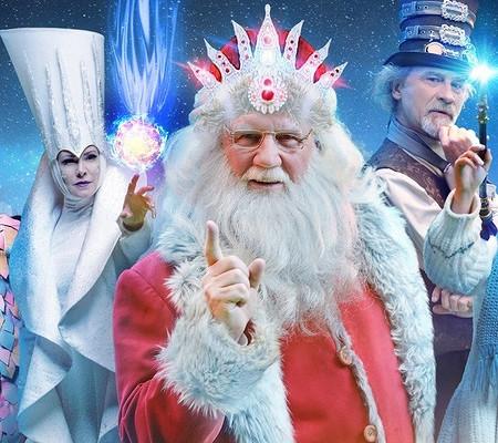 Пять чудес Деда Мороза: шоуотсоздателей ёлки вКрокусе