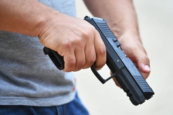 Учитель подрался сучениками истрелял ввоздух изтравматики вНальчике