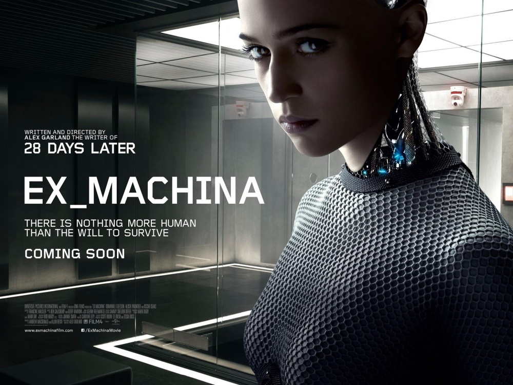 Watch Ex Machina Online Free Full Movie (2015)
