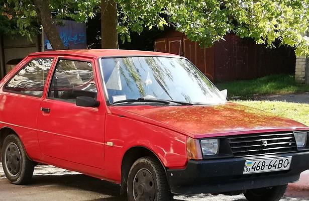 Самые популярные отечественные автомобили 1980-х