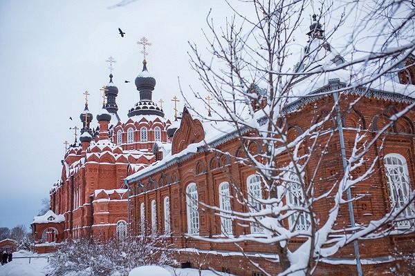 Калужане просят неделать город новогодней столицей