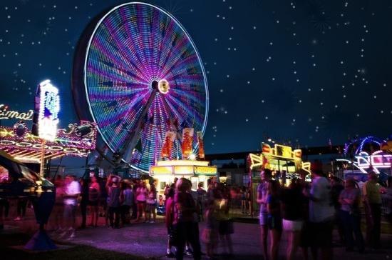 ВПетербурге хотят запретить ярмарки вовремя фестивалей ипраздников