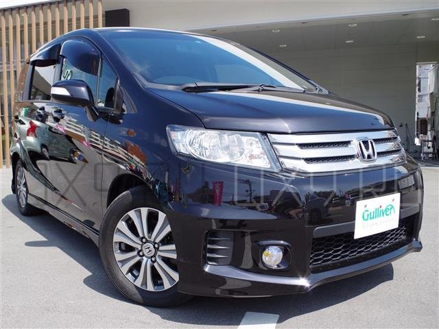 Продажа Honda Freed Spike в- moscowdromru