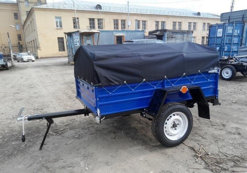 Прицепы для легковых автомобилей купить в тюмени