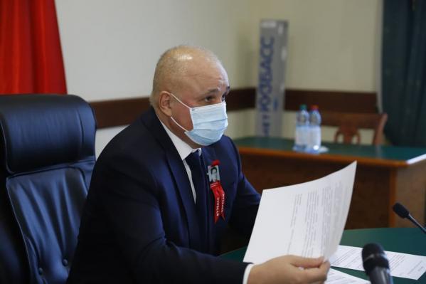 Цивилев рассказал осудьбе запрета наразработку недр Кузбасса