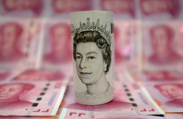Британский фунт укрепляется кдоллару