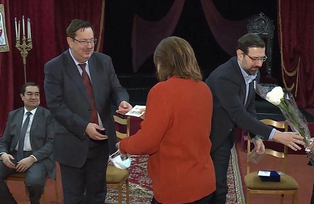 Награды дляартистов: вДушанбе отметили заслуги Русского драматического театра