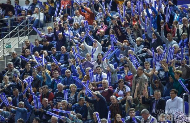 Курский БК«Динамо» сегодня сыграет беззрителей