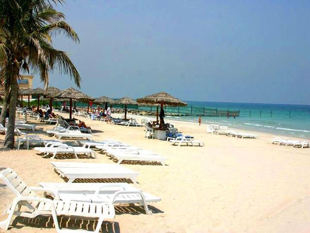 лучшие пляжные отели оаэ