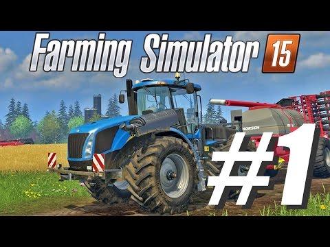 Как заработать быстро денег в игре farming simulator 2015