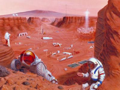 Начат отбор кандидатов дляколонизации Марса
