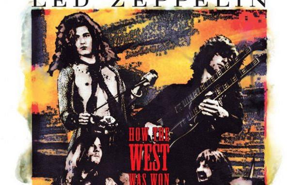 Состоялось переиздание концертного диска LedZeppelin «HowtheWest WasWon»
