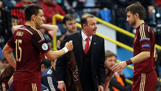 Казахстан уступил Испании в1/8 финалаЧМ пофутзалу