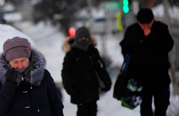 Внескольких регионах ожидается аномальный холод