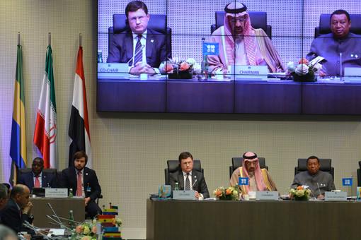 Глава Минэнерго Саудовской Аравии заявил опереговорах понефти наПМЭФ