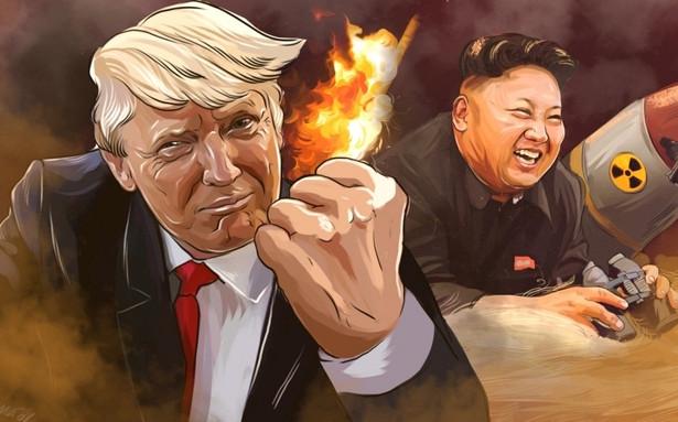 Трамп лично придумал прозвище длялидера КНДР