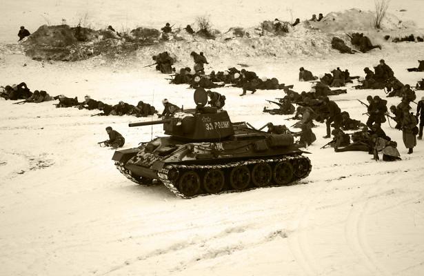 Какнемцы опровергли главный мифоКрасной армии