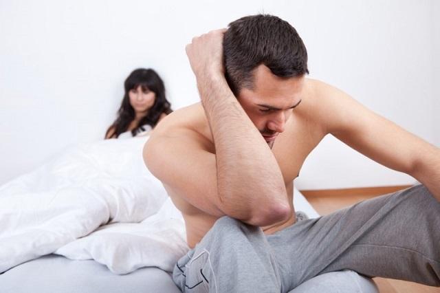 Почему у мужчины эрекция слабая