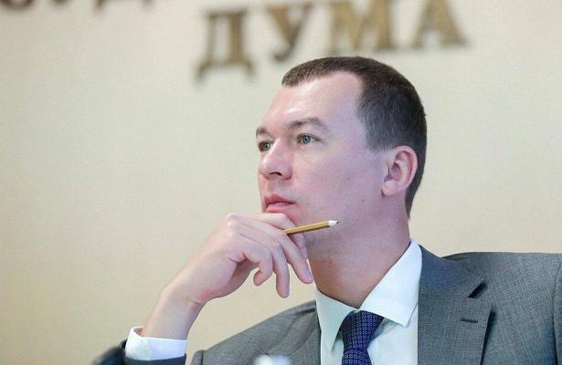 Дегтярёв несогласился платить 33млнрублей заохранников длясамого себя