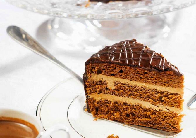 советский торт ленинградский рецепт